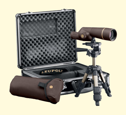 Зрительная труба Leupold Golden Ring 15-30x50mm Compact Kit
